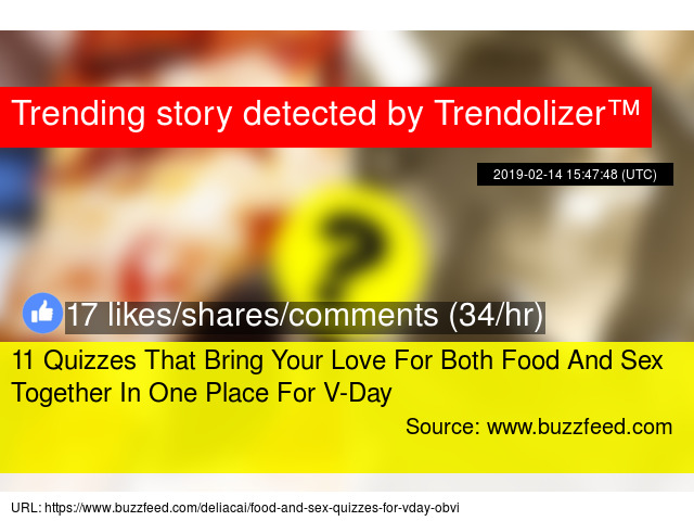 BuzzFeed Food | Eat, quiz, love!
