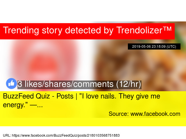 BuzzFeed Quiz - Posts | Your playlist can never be long enough