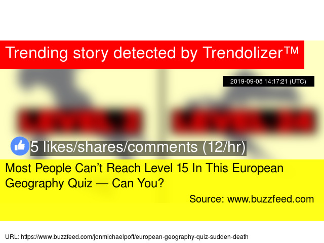 BuzzFeed Quiz | At least you'