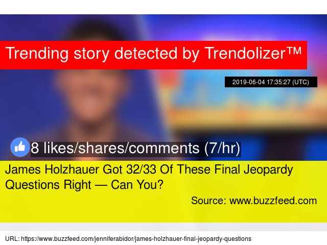 BuzzFeed Quiz - Posts |
