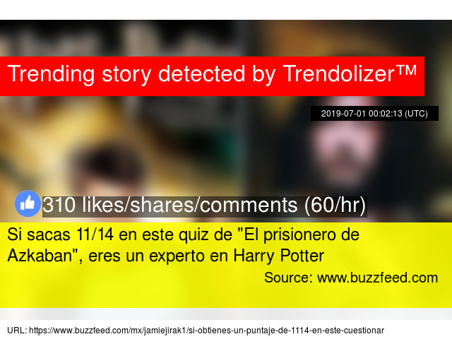 BuzzFeed Quiz - Posts | Let's find out