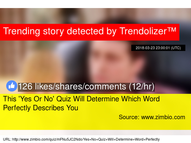 This 39 Yes Or No 39 Quiz Will Determine Which Word Perfectly