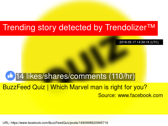what marvel man is your partner buzzfeed
